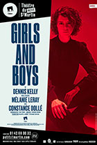 Affiche du spectacle : Girls and Boys